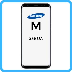 Samsung Galaxy M serijos apsauginiai stikliukai ir plėvelės