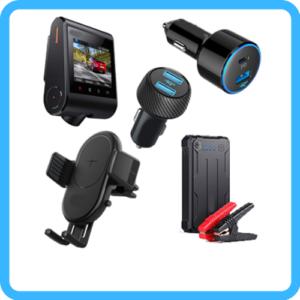 Automobiliniai telefonų aksesuarai