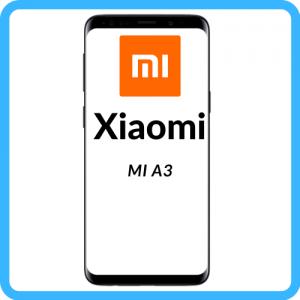 Xiaomi Mi A3 dėklai