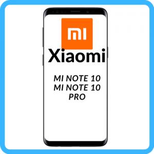 Xiaomi Mi Note 10 / Mi Note 10 Pro dėklai