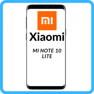 Xiaomi Mi Note 10 Lite dėklai