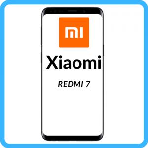 Xiaomi Redmi 7 dėklai