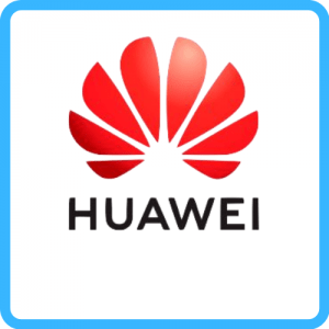 Huawei ekranai