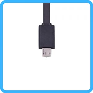 Micro-USB pakrovėjai