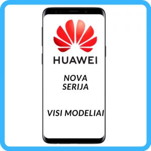 Huawei Nova Serijos dėklai
